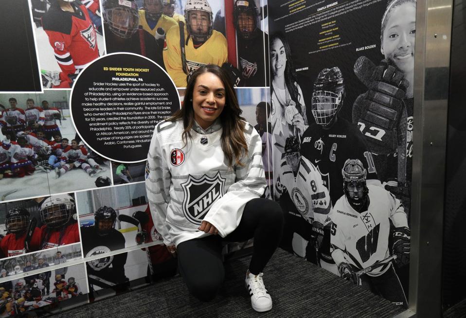 NHL Black History Month Truck Tour