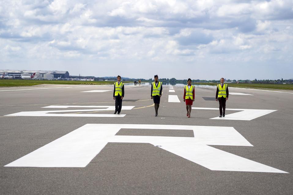 Reopening of transatlantic travel