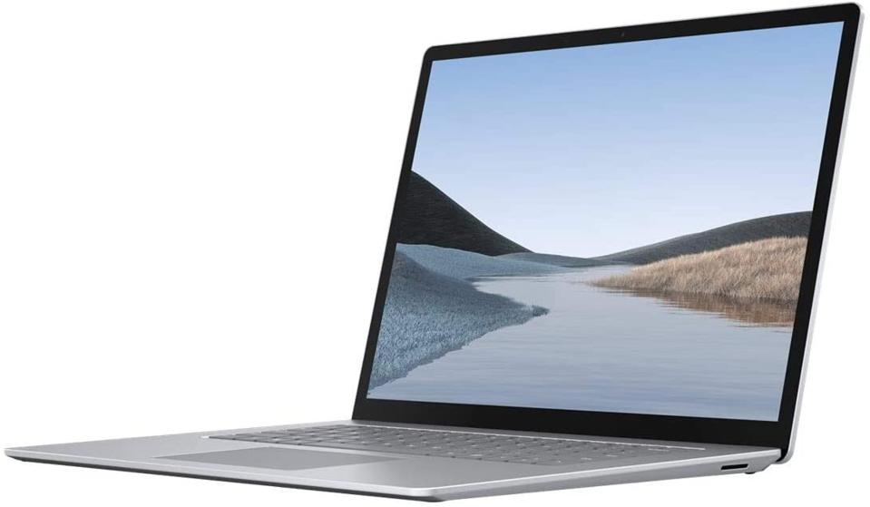 MICROSOFT Surface Laptop 3 - 15″ - CORE I5 1035G7 - 8 GB RAM - 128 GB SSD