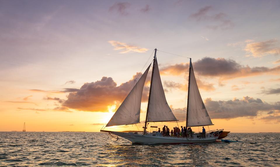 Danger Charters Sunset Sails. Key West, FL
