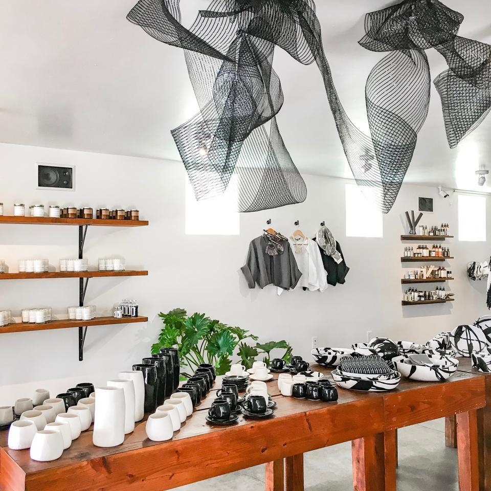 Lilify, an artisan shop in Monterey, California.