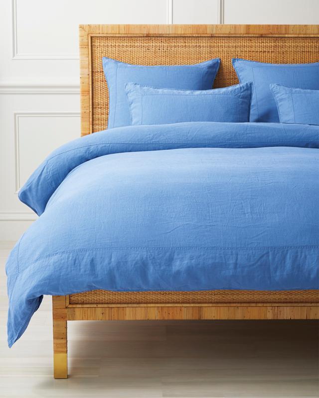 Best deals: Positano Linen Duvet Cover