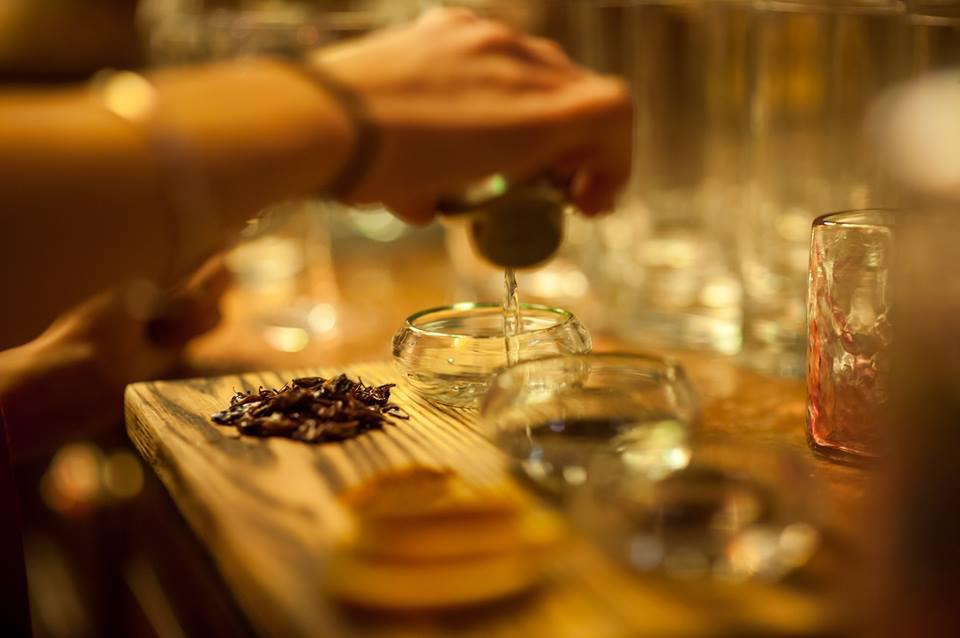 Taste from the renowned mezcal collection that Cultura Comida Y Bebida offers