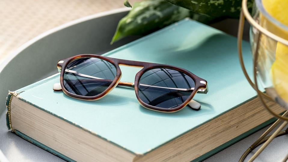 Eyebobs: Flummery sunglasses.