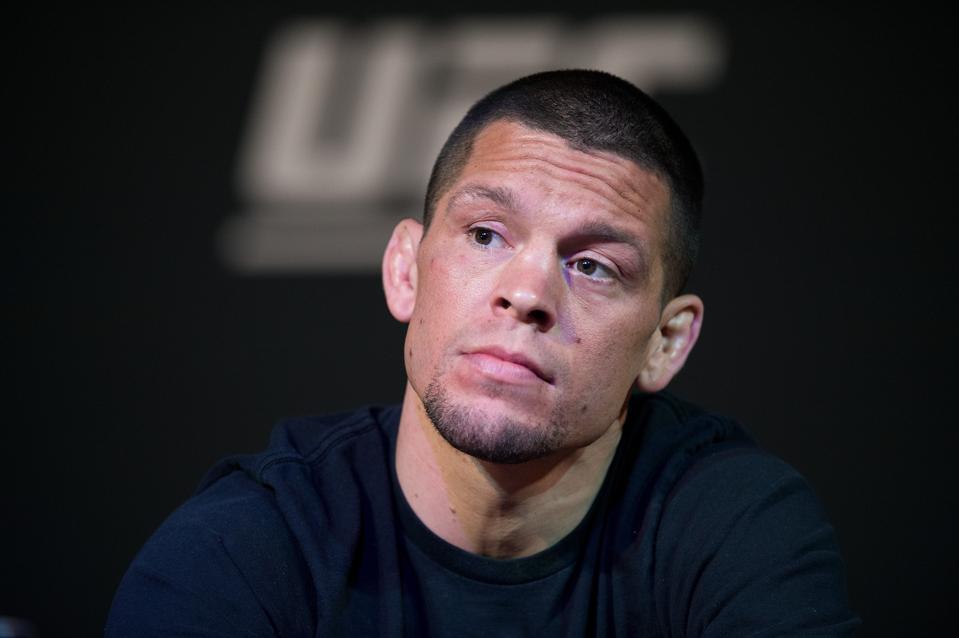 Nate Diaz faces Leon Edwards at UFC 263