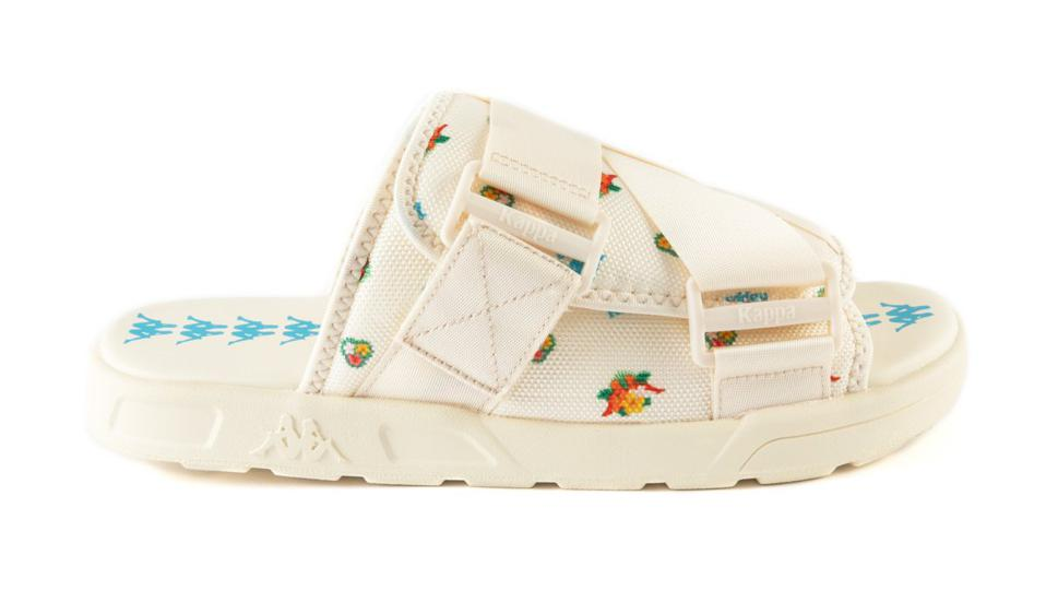Kappa: Sandals 222 Banda Degana Sandals - Cream.