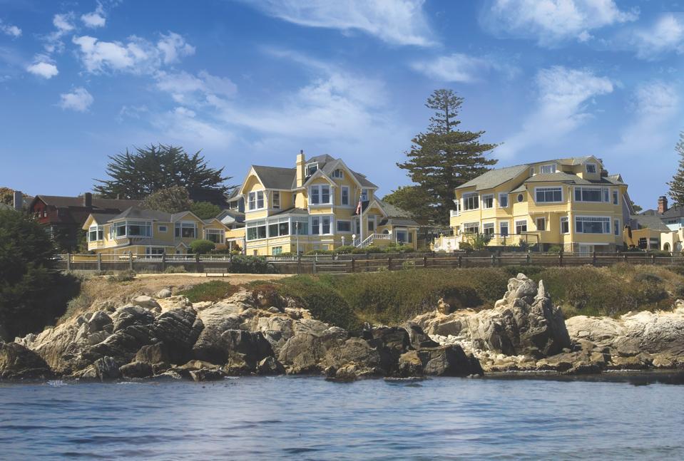 Seven Gables Inn. Monterey, CA