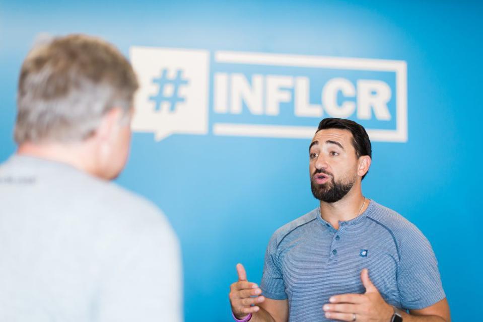 INFLCR CEO Jim Cavale