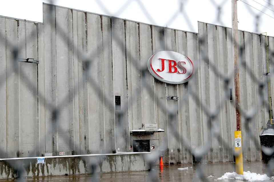 Greeley JBS Meat Packing Plant Closes After Coronavirus Outbreak