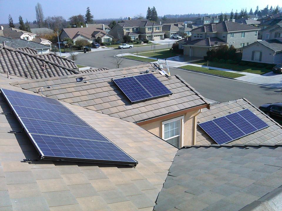 Roof solar 2