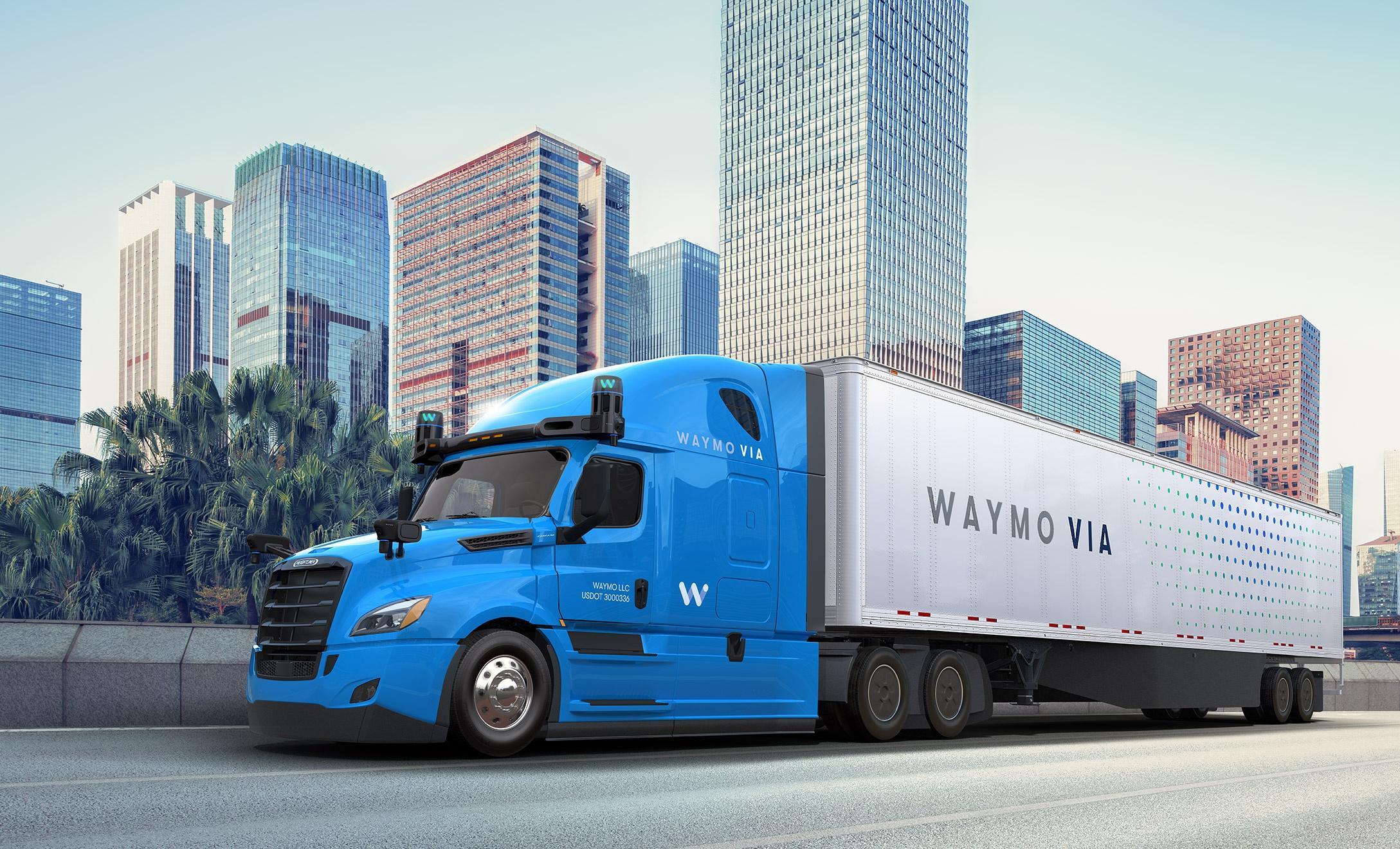Waymo-JB-Hunt-robot-trucks-Texas