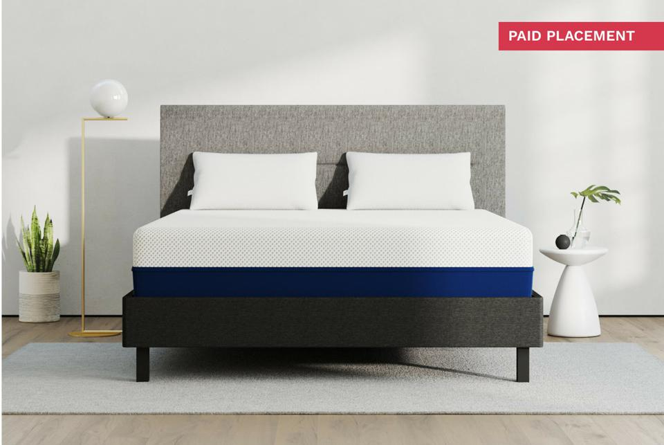 Best mattresses: Amerisleep AS3 Hybrid