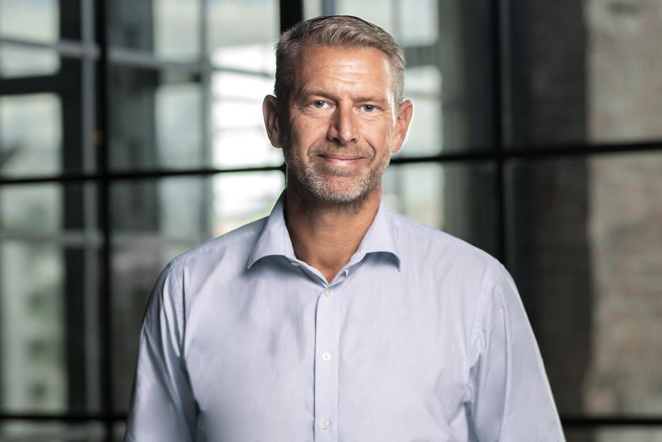 Northvolt CEO and former Tesla operations executive Peter Carlsson