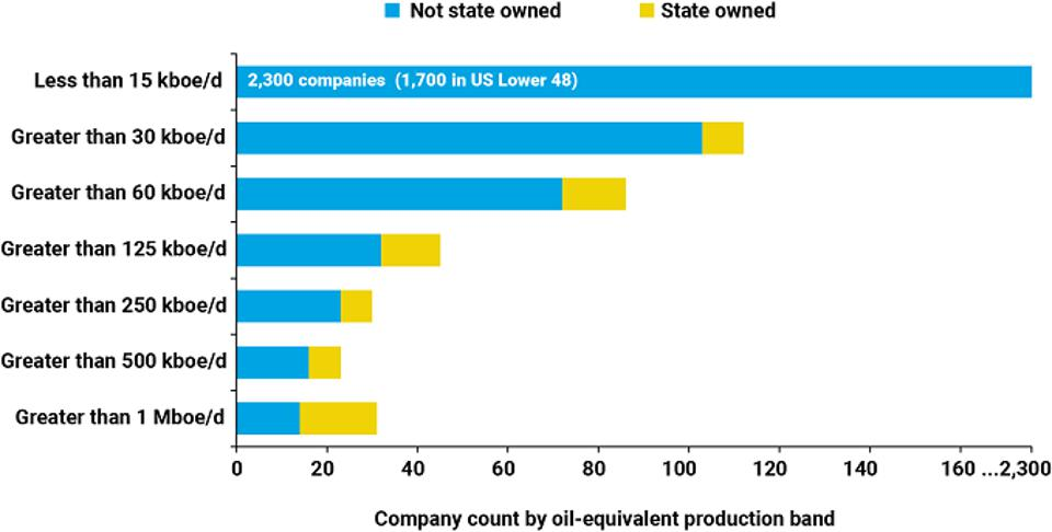 Which companies face the greatest challenge during the energy transition