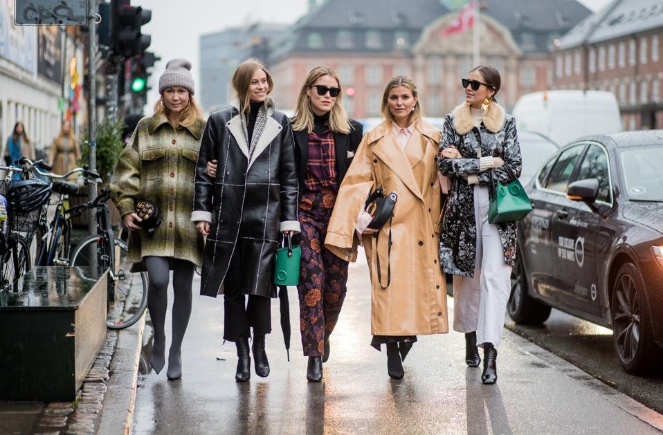 Street Style Day 2 of Copenhagen Fashion Week 2018