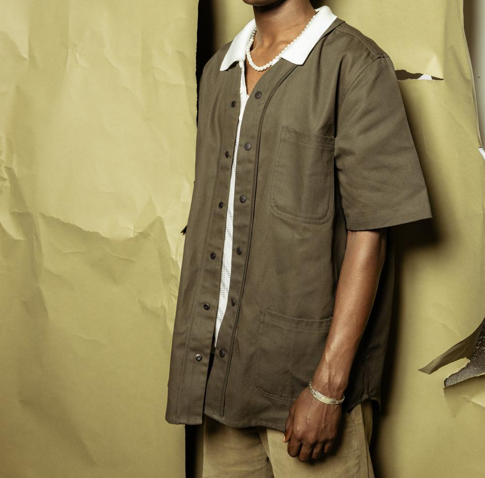 Hermanos Koumori: Sobrecargo SL Shirt.