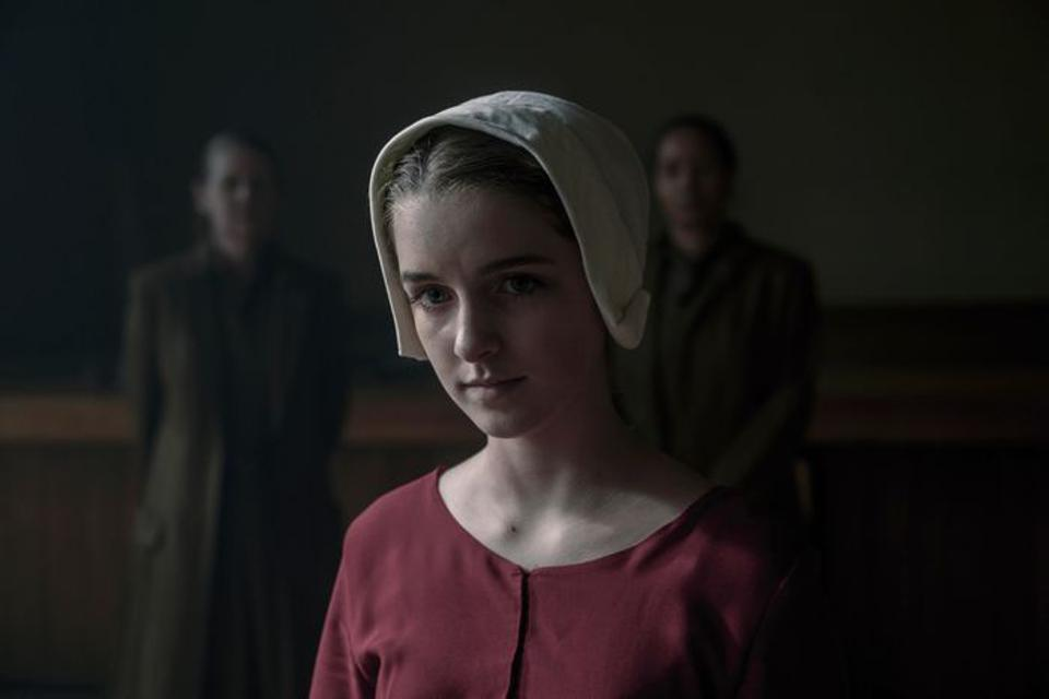 The tale of Esther the handmaid