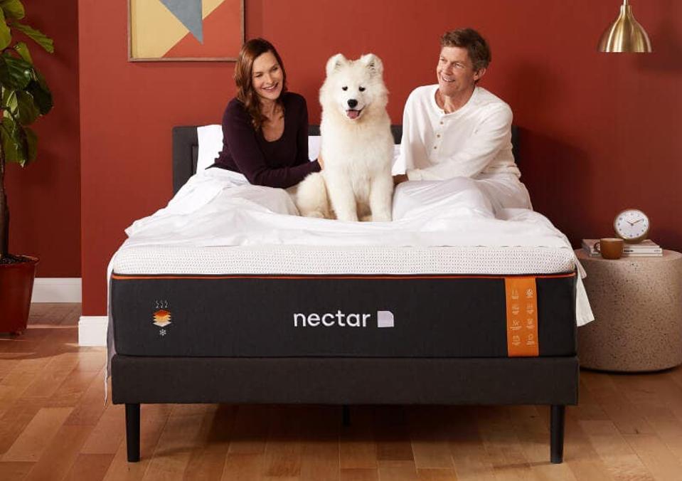 best mattresses: Nectar Copper