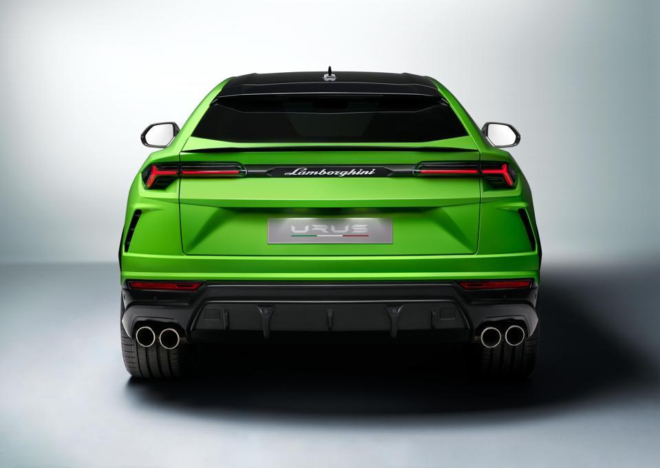 2021 Lamborghini Urus