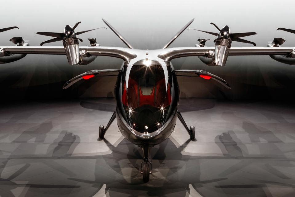 Archer Aviation is based in Palo Alto, Calif.