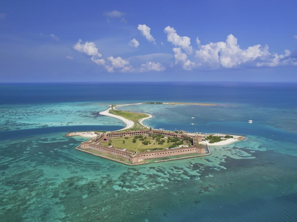 Key West Seaplane Adventures is your gateway to Dry Tortugas National Park.