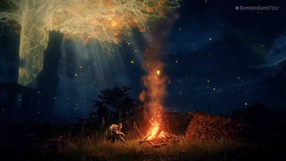 Elden Ring bonfire kindling