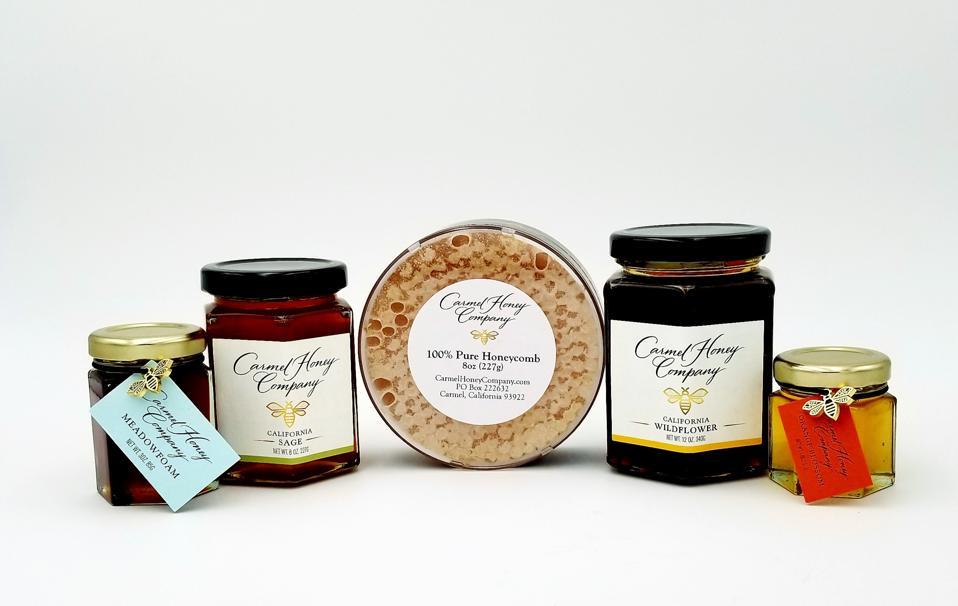 Carmel Honey Company. Carmel By-the-Sea, CA