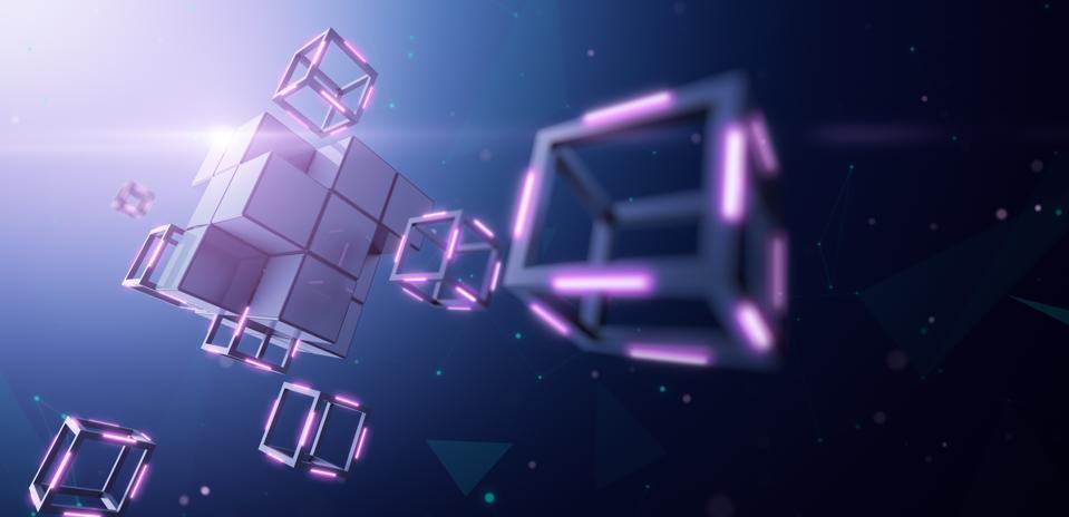 Blockchain နည်းပညာ, ကြီးမားသောပိတ်ပင်တားဆီးမှုသေးငယ်တဲ့ Cube အတွက်ဖျက်သိမ်း