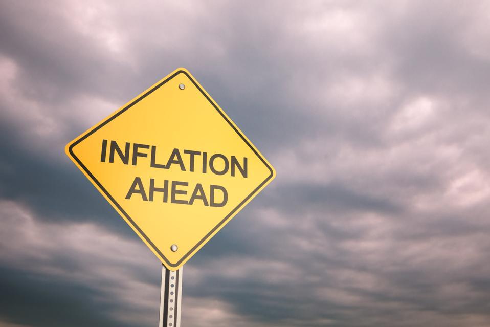 앞서 인플레이션