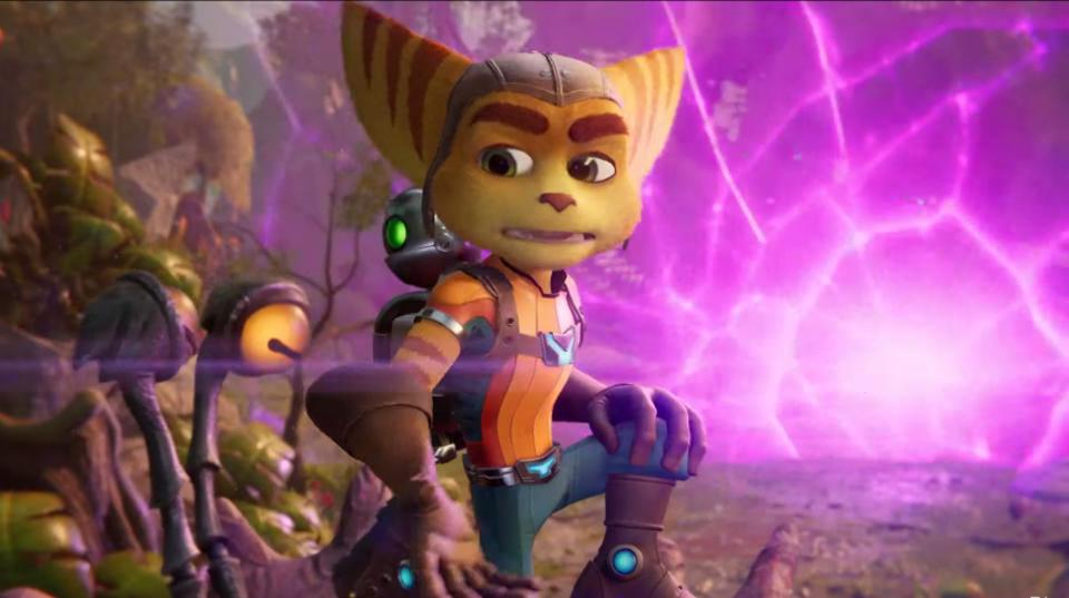 Ratchet And Clank Rift Apart release date, download size