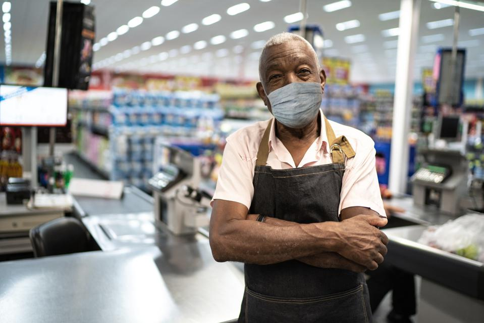 Older workers are being pushed into retirement and face inadequate job prospects.