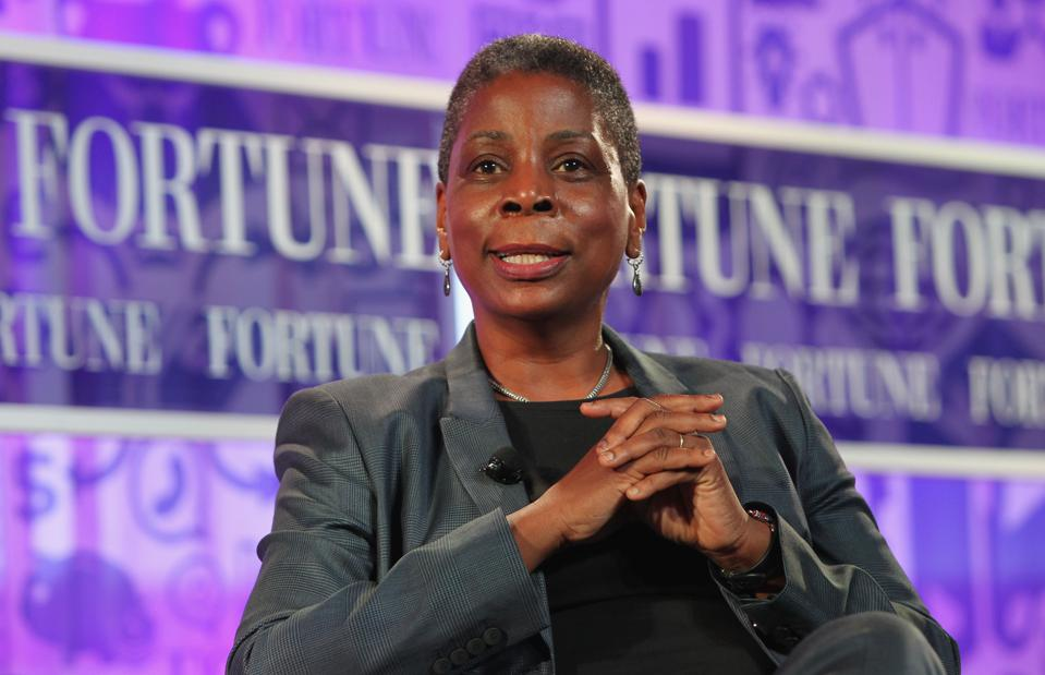 Ursula Burns, then-Chairman and CEO of Xerox