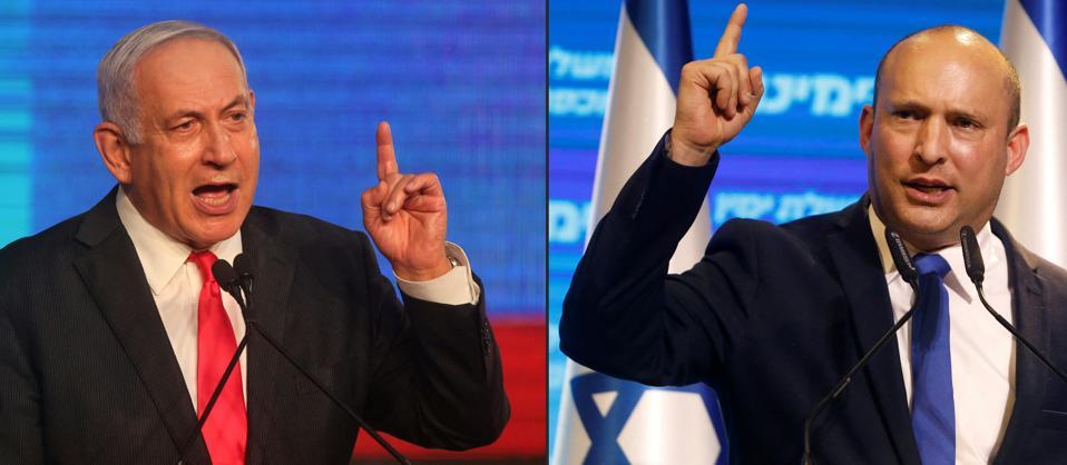 Netanyahu and Bennett