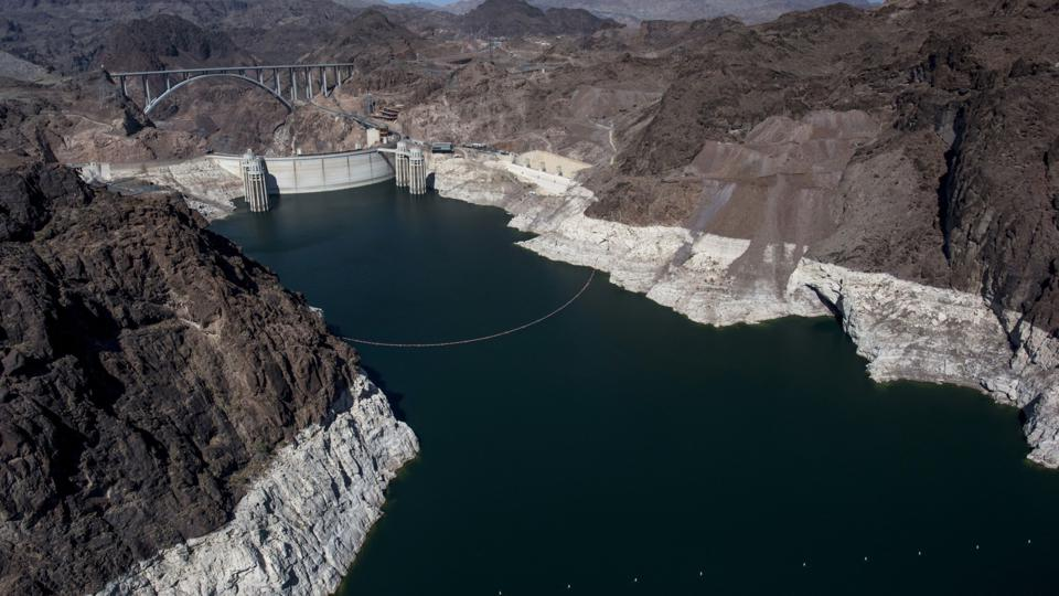 Drought Transcends State Lines As U.S. West Turns Ever-More Arid