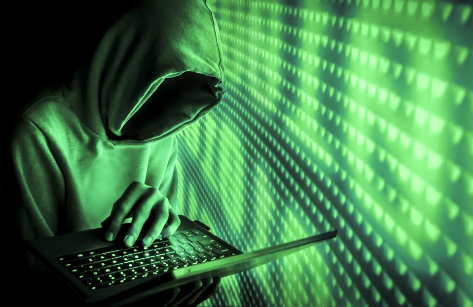 hacker de código verde