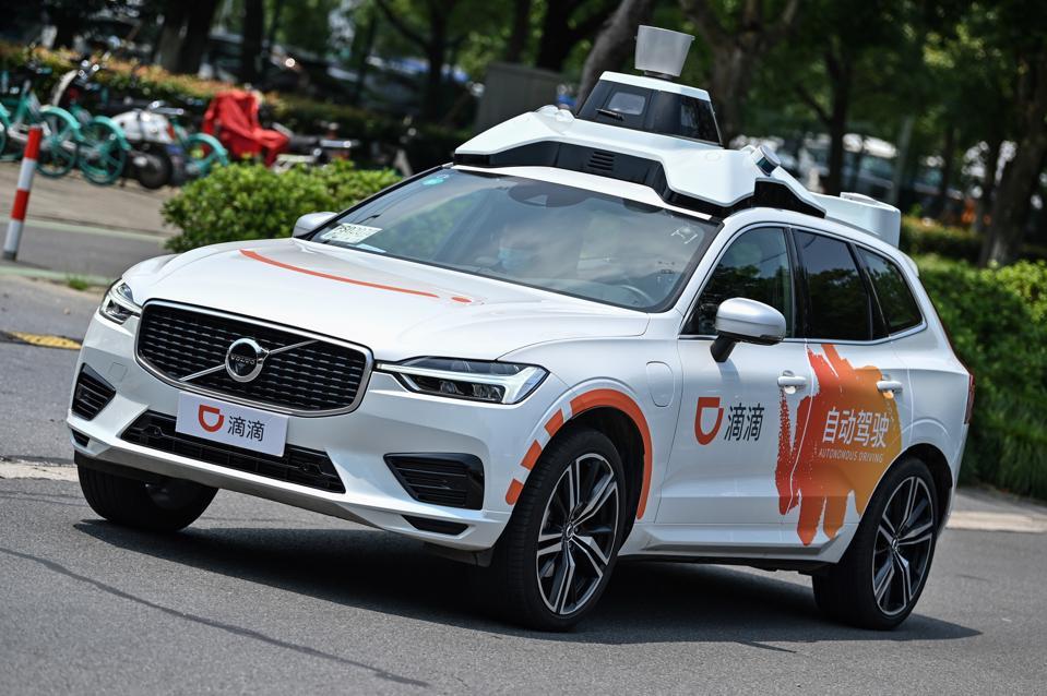 CHINA-TECHNOLOGY-AUTO-AUTONOMOUS