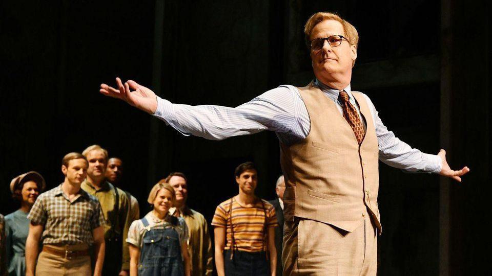 Jeff Daniels on Broadway in ″To Kill a Mockingbird″