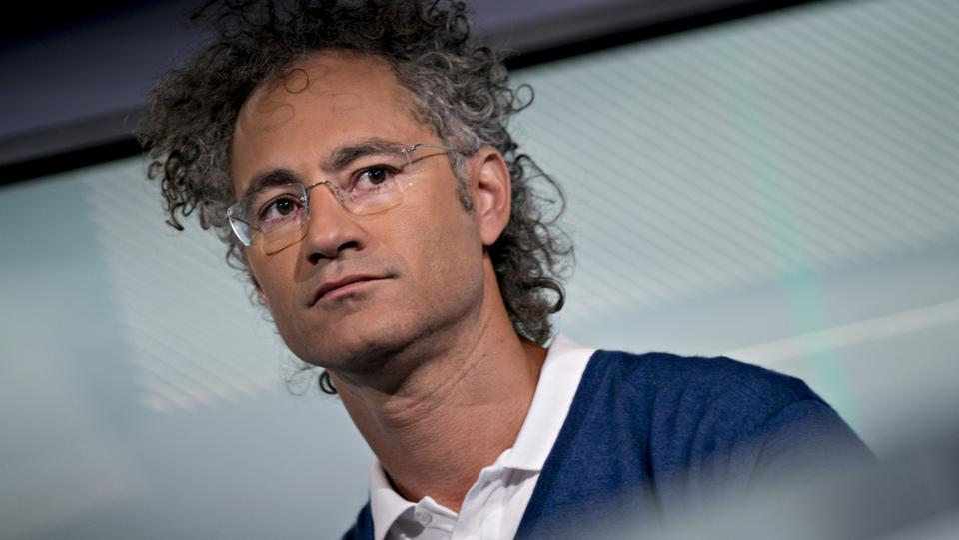 Palantir Technologies Inc. CEO Alexander Karp Interview