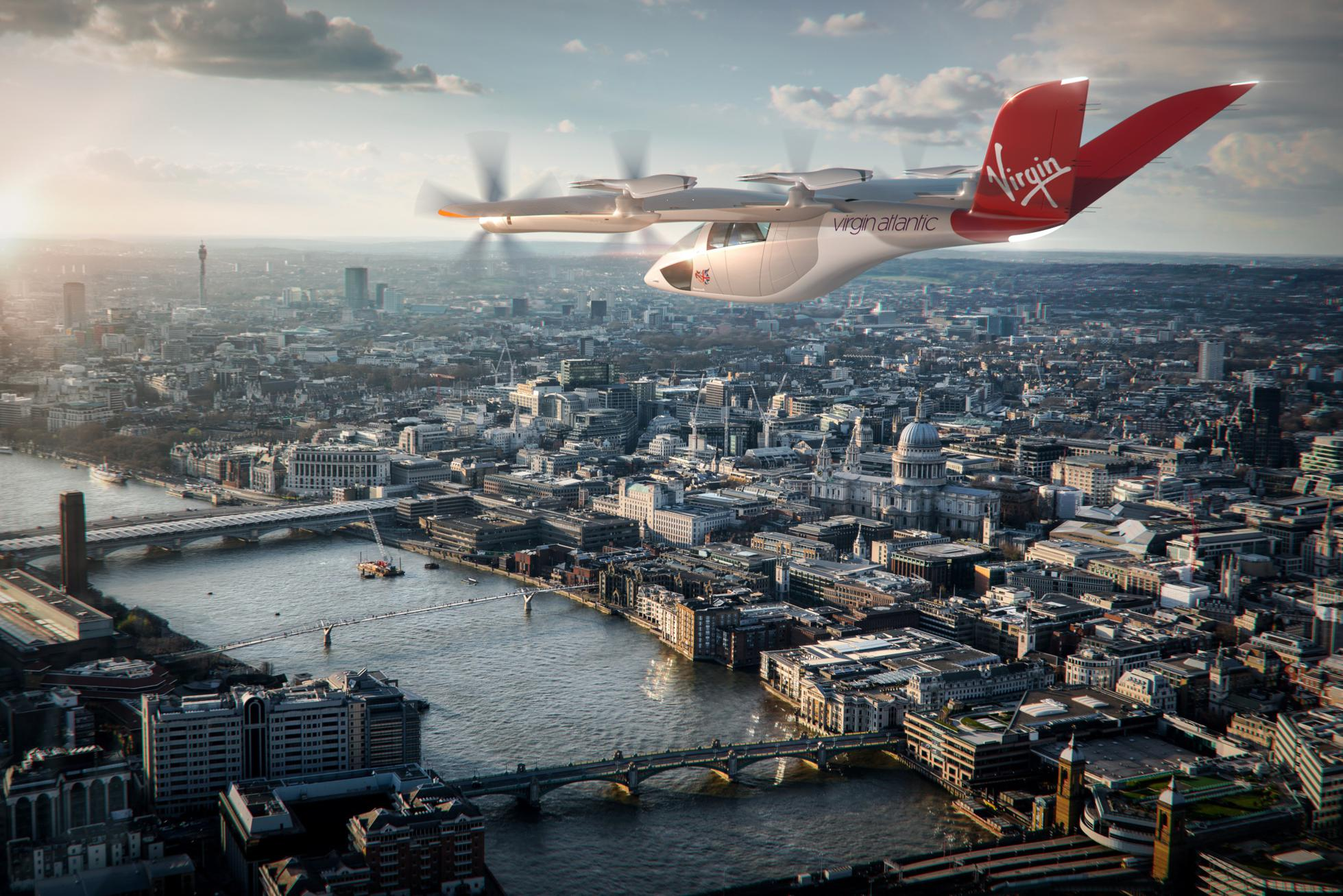 Virgin Atlantic has the option to purchase up to 150 aircraft.