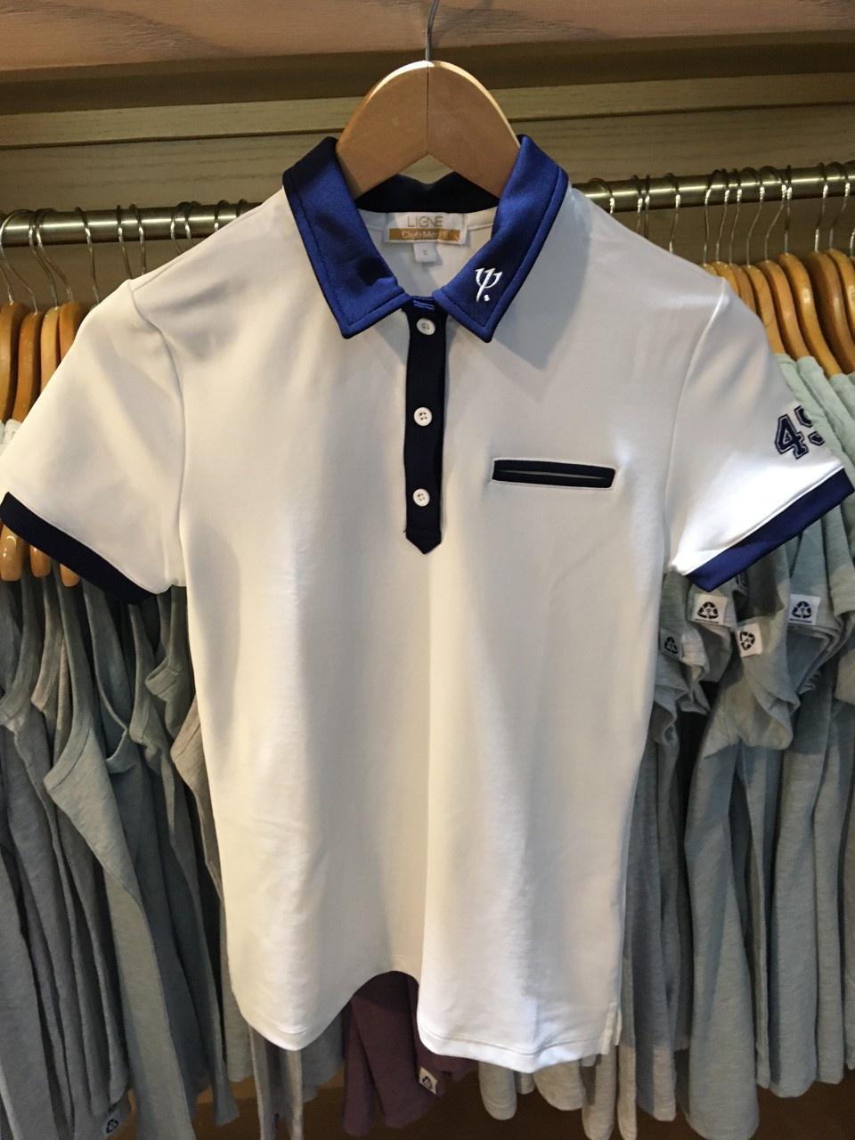Club Med polo shirt
