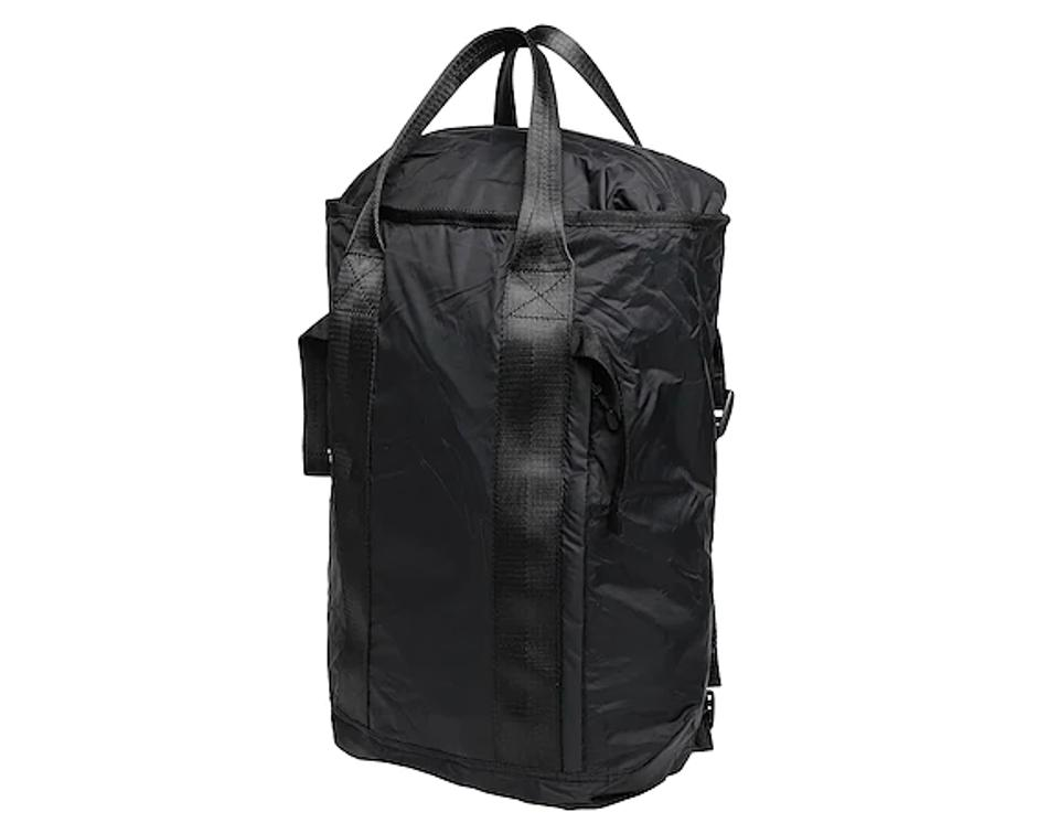 Recycled Nylon Foldable 2-Way Backpack by 8 by YOOX