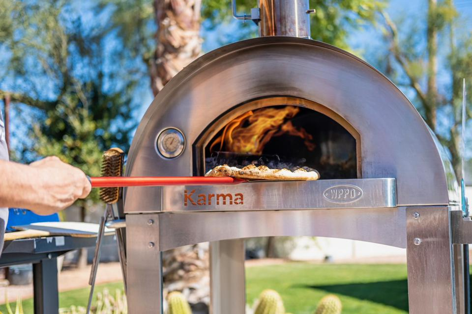 WPPO wood fired oven