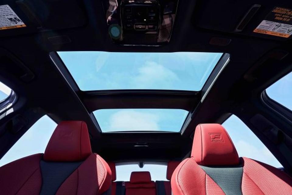 2022 Lexus NF 350