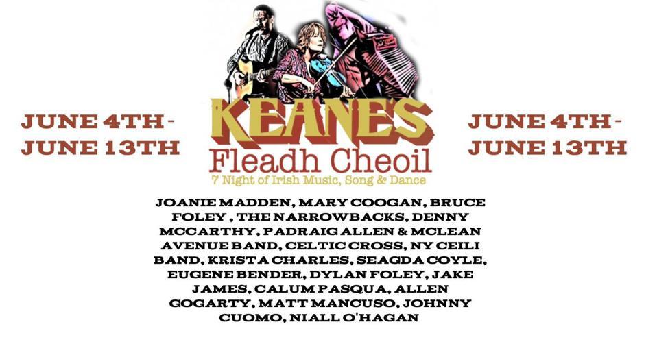 Keane's Fleadh Cheoil 2021