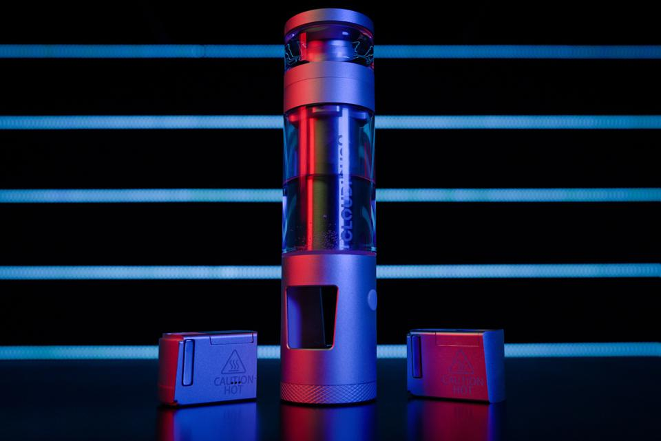 The Hydrology9 NX vaporizer from Cloudious9.