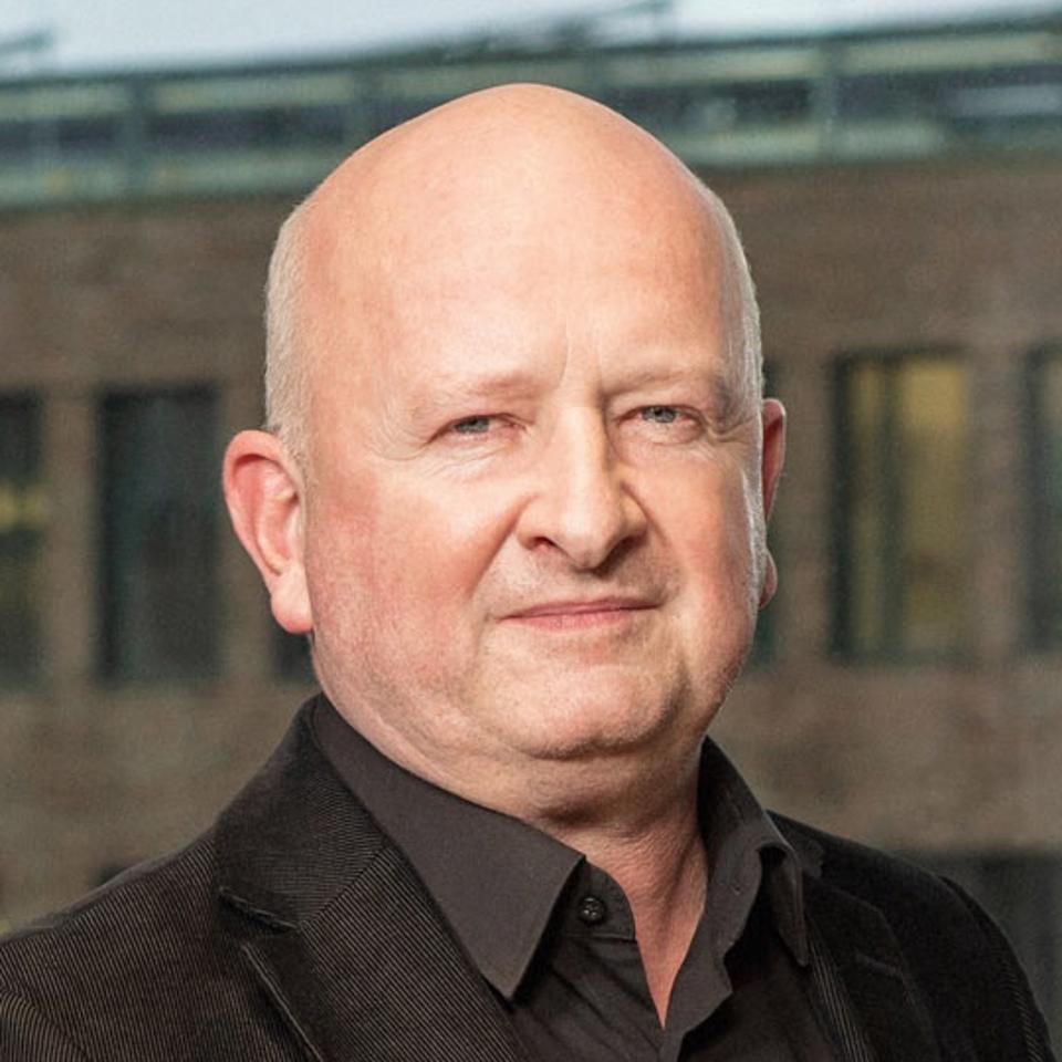 Head: Raoul Spanger by Heinemann