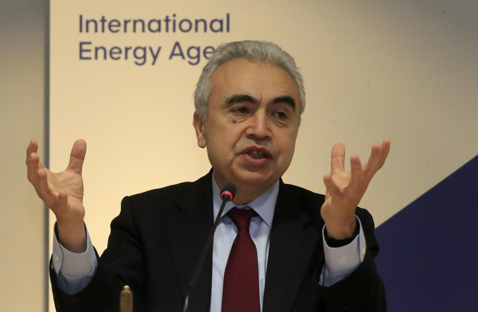 France Climate World Energy
