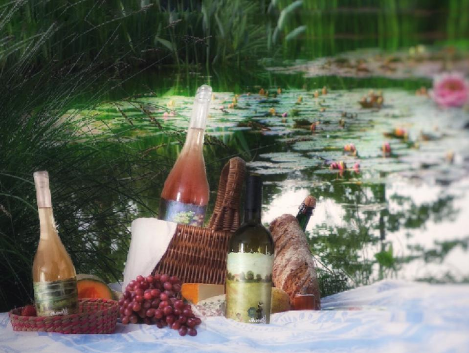 The wines of Monet's Palate.
