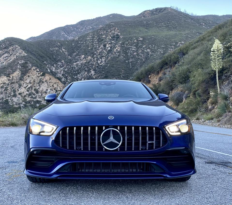 Das AMG Design basiert auf dem reichen Erbe des Mercedes-Motorsports.