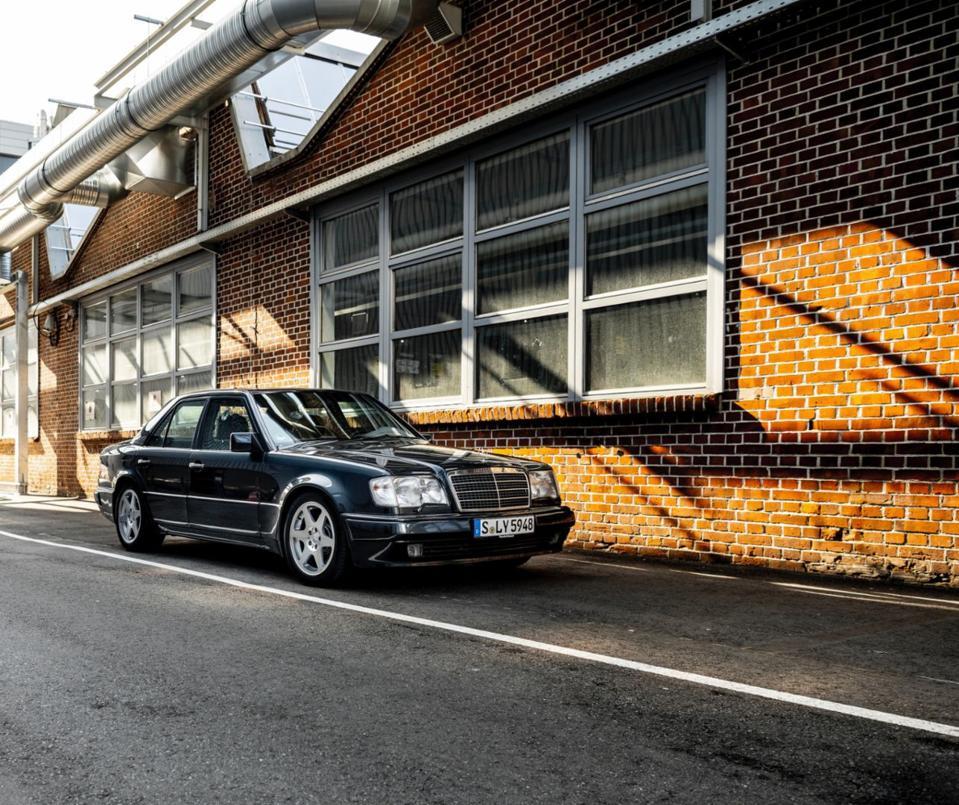 Mercedes 500e 1991.